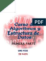 Curso de Algoritmos y Estructura de Datos