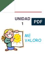 Librillo Etica Unidad 1 First