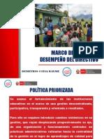 Marco de Desempeño Del Director Ccesa2