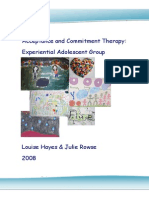 ACT.experiential.group .for .Adolescents.L.hayes .2008