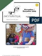 Durham Skywriter November/December 2009
