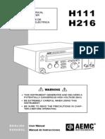 h111-h216 Hipot en Es
