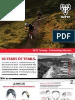Wtb 2012 Catalog