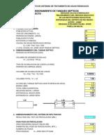 Calculo Septico i.e.ricardo Palma Pabellon Inicial