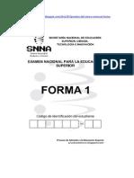 Snna Forma 1