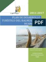 Plan de Desarrollo Turistico Huanchaco