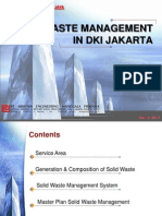 Solid Waste Management in DKI Jakarta 050313
