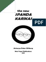 Spanda Karikas E-book