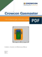 M070010 Gasmaster III Manual Iss 1
