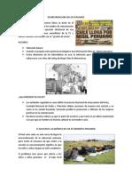 Desinformacion en Los Peruanos
