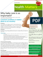 Good Health Matters, March 2013