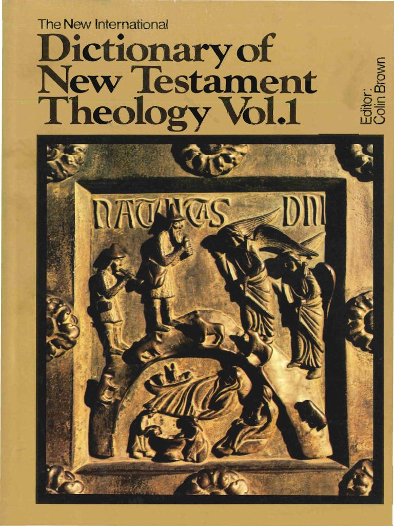 The new international dictionary colin brown septuagint old the new international dictionary colin brown septuagint old testament fandeluxe Images