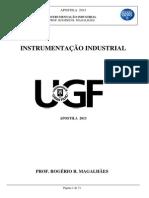 Apostila de Instrumentação - UGF2013
