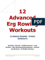 12 Free Erg Workouts