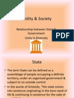 Polity & Society