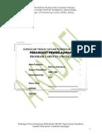 Program Tahunan Bahasa Indonesia Kelas x Semester 1 (3)