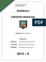Informe 2 Tecno I Atmosfera