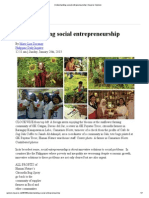 Understanding Social Entrepreneurship _ Inquirer Opinion