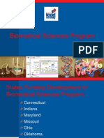 Biomed Program Overview With Notes