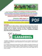 Presentacion Software Ganadero