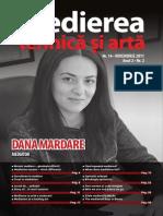 Revista_nr14_Medierea, Tehnica Si Arta