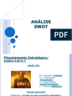 7 Aula - Analise SWOT