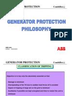 Gen Protn Philosophy&Settings