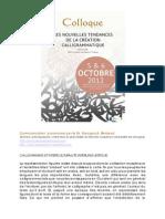 Georges A. Bertrand, Calligramme et interculturalité et interlinguistique