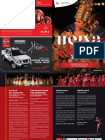 Heiva 2014 - Livret Bilingue