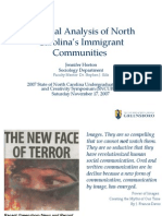 NC Research Symposium Draft (Sills Edits 11-16-07) NEW
