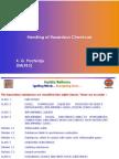 Hazardous Chemicals Handling