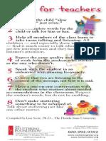 Tips for Teachers4 08
