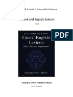 A Greek-English Lexicon