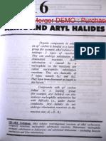 Alkyl and Aryl Hallides