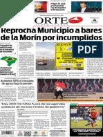 Periódico Norte edición impresa del día 4 de junio del 2014