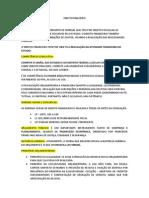 Direito Finaceiro - Resumo (1)