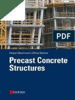 Precast Concrete Structures - Hubert Bachmann