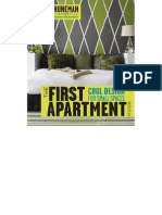 The First Apartment Book Cool Design for Small Spaces