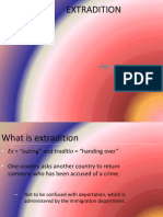 Extradition 2