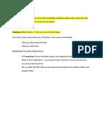 12ENSTU1 Lesson Task Instructions 13.5.14 Tues S3