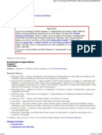 Laboratory Methods BAM i Salmonella i