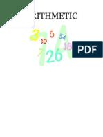 Arithmetic Basic Good