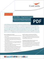 ConCardis PCI Produktblatt CH FR