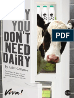 Why You Don't Need Dairy