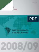 Anuário 2008/09 'Direitos Humanos