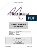 FCM9002 User Manual v828 Revc