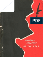 Military Strategy of the PFLP (1970)