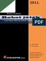 Besnyi Szabolcs Robot Jatek