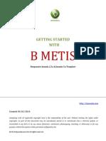 B Metis for Joomla 3.2 Documentation