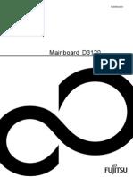 FTS MainboardD3120ShortDescriptionDEEN 10 1089430